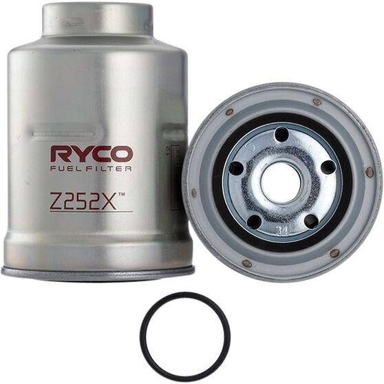 Fuel Filter - Z252X, , scanz_hi-res