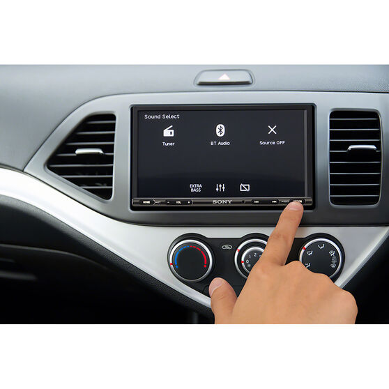 Sony Apple CarPlay and Android Auto Media Player - XAVAX3000, , scanz_hi-res