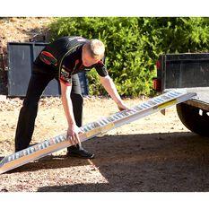 SCA Loading Ramp, Aluminium, Single - 220Kg, , scanz_hi-res