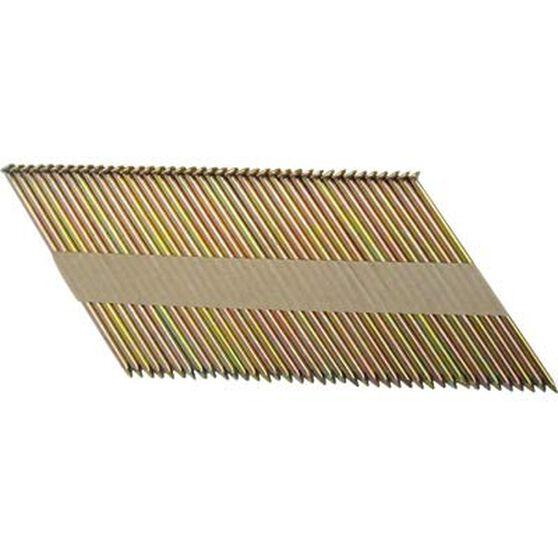 Blackridge Air Framing Nail - Galvanised Steel, 90mm - 1000 Pack, , scanz_hi-res