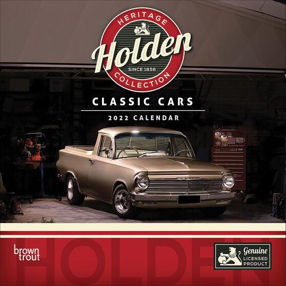 Calendar Holden Square 2022, , scanz_hi-res