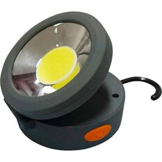 Ridge Ryder Round Adjustable COB LED Light - 3W, , scanz_hi-res