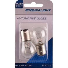 Enduralight Enduralight Automotive Globe - Brake Light, 12V 21 / 4W, , scanz_hi-res