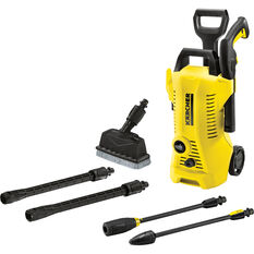 Kärcher K2 Full Control Pressure Washer with Deck Kit 1750 PSI Max, , scanz_hi-res