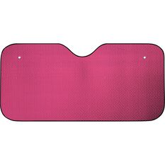 SCA Bubble Sunshade - Matte Red, Accordion, Front, , scanz_hi-res