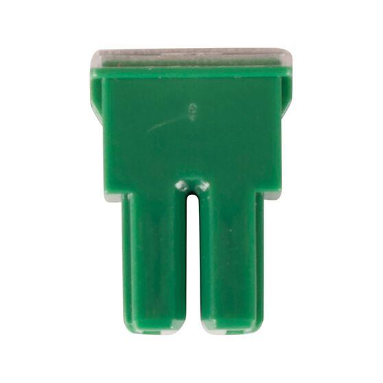 SCA Fuse Link, Female - Green, 40 AMP, , scanz_hi-res