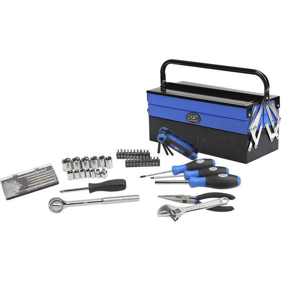 SCA Tool Kit - Cantilever, 56 Piece, , scanz_hi-res