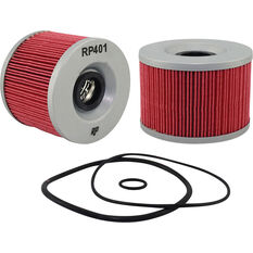 Race Performance Motorcycle Oil Filter RP401, , scanz_hi-res