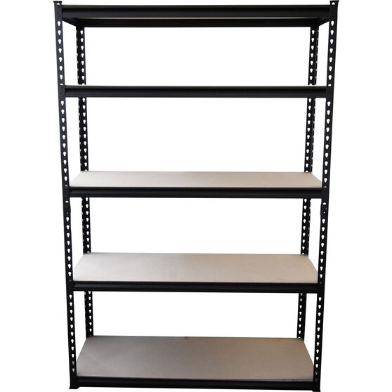 SCA 5 Shelf Unit - Powder Coated, 350kg, , scanz_hi-res