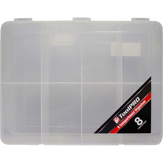 ToolPRO Organiser - 8 Compartment, , scanz_hi-res