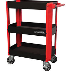 ToolPRO Edge Series Service Cart 3 Shelf 28 Inch, , scanz_hi-res
