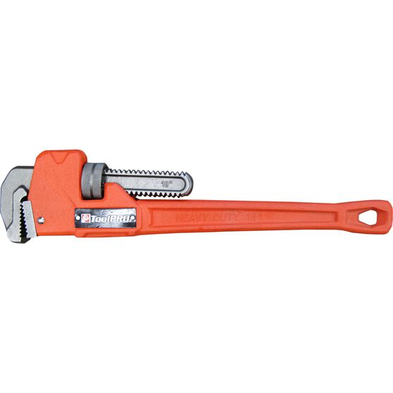 ToolPRO Pipe Wrench - Cast Iron, 18inch, , scanz_hi-res