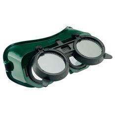 Cigweld Gas Welding Goggles - Shade 5, Green, , scanz_hi-res