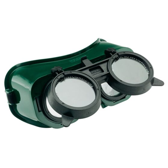 Cigweld Gas Welding Goggles - Shade 5, Green, , scanz_hi-res