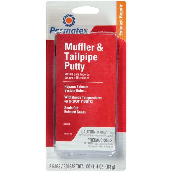 Permatex Muffler and Tailpipe Putty - 113g, , scanz_hi-res
