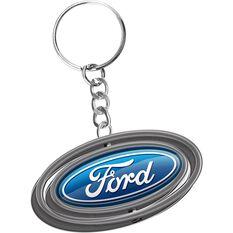 Ford Spinner Keyring, , scanz_hi-res