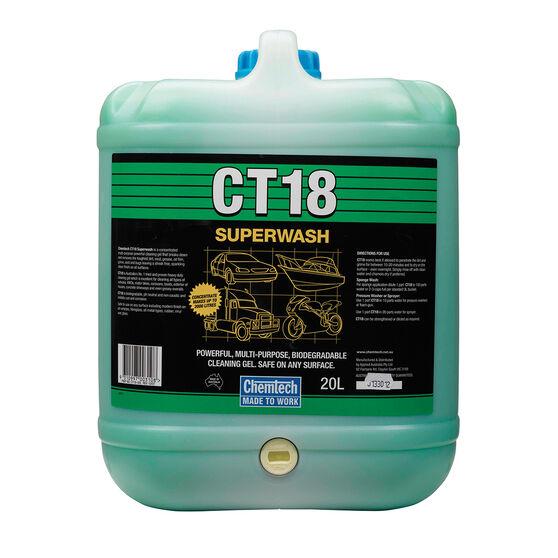 Chemtech CT18 Superwash - 20 Litre, , scanz_hi-res