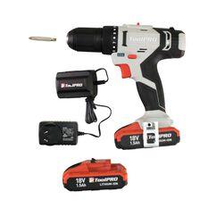 ToolPRO Drill Driver Kit 18V, , scanz_hi-res