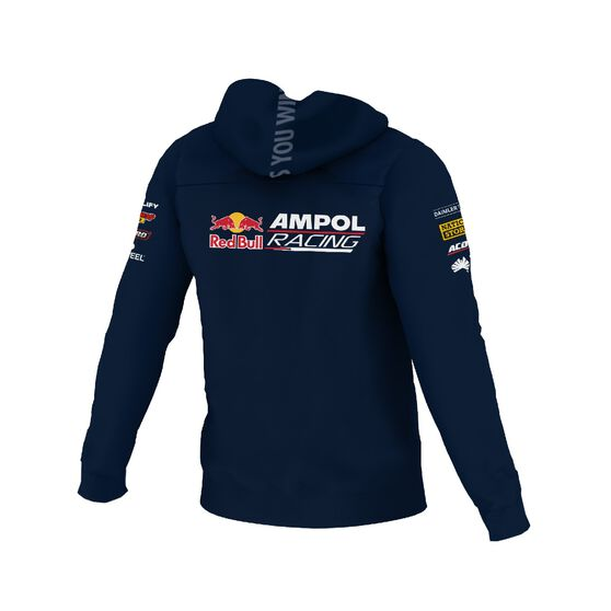 Red Bull Ampol Racing Hoodie Youth, RBAR, scanz_hi-res