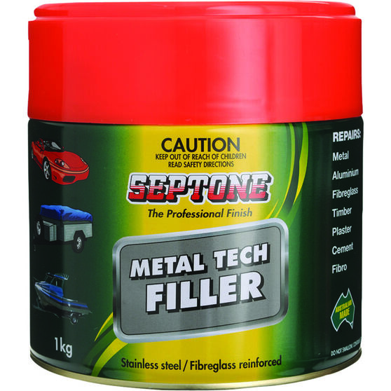 Septone Metal Tech Filler - 1kg, , scanz_hi-res
