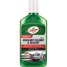 Turtle Wax Headlight Cleaner  and  Sealant - 266mL, , scanz_hi-res