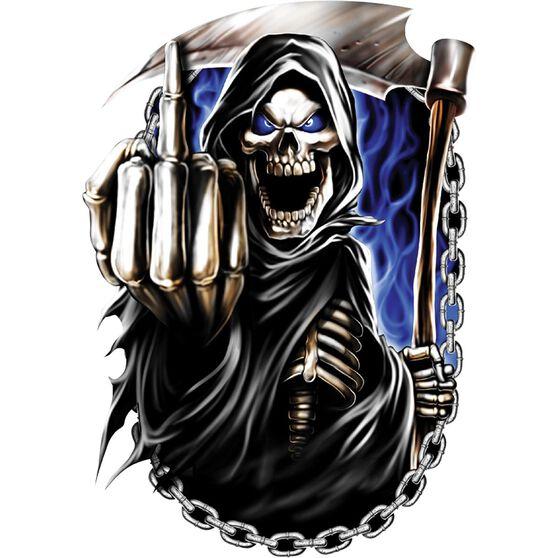 Hot Stuff Sticker - Reaper Finger Chains, Vinyl, , scanz_hi-res