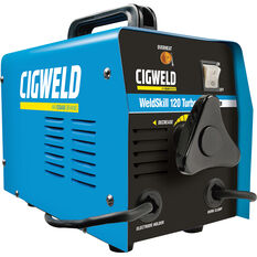 Cigweld ARC Welder - 120 Amp, 240V, Turbo, , scanz_hi-res