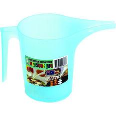 SCA Plastic Measuring Jug - 1 Litre, , scanz_hi-res