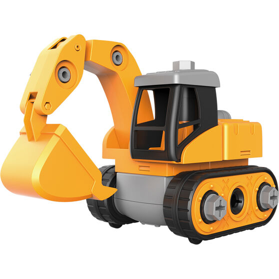 Build model excavator, , scanz_hi-res