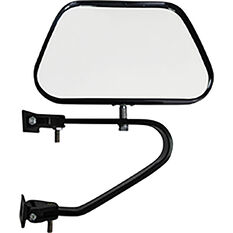 Ridge Ryder Deluxe Swing Away Rear View Mirror, , scanz_hi-res