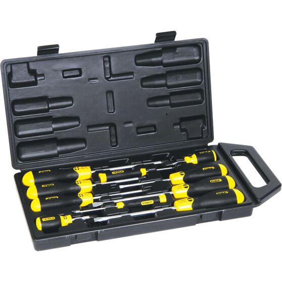Screwdriver Set - 10 Piece, , scanz_hi-res