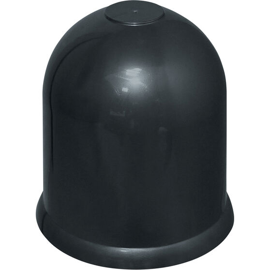 Tow Ball Cover - Black, 50mm, , scanz_hi-res