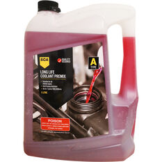 SCA Long Life Red Coolant Premix 5 Litre, , scanz_hi-res