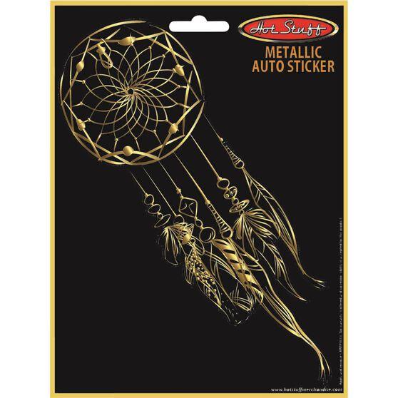 Sticker Gold Dream Catcher CH2200, , scanz_hi-res