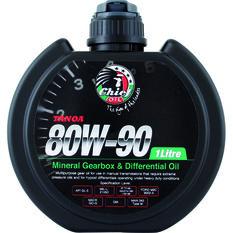 Tanoa Gear Oil - 80W-90, 1 Litre, , scanz_hi-res