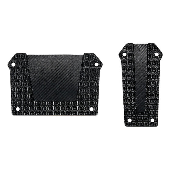 Wildcat Pedal Pads Auto Black, , scanz_hi-res