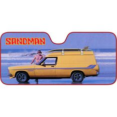 Holden Sandman Sunshade - Fashion, Accordion, Front, , scanz_hi-res