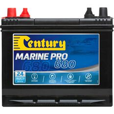 Century Marine Battery - M24MF, 680 CCA, , scanz_hi-res