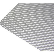 Design Film - Carbon Fibre, Silver, , scanz_hi-res