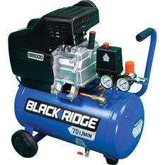 Blackridge Air Compressor 2HP Direct Drive 21 Litre tank, , scanz_hi-res