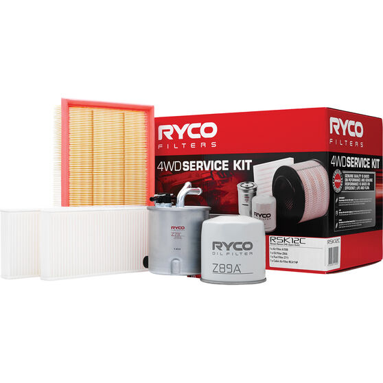 Ryco Service Filter Kit - RSK12C, , scanz_hi-res
