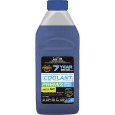 Penrite Blue Long Life Anti Freeze / Anti Boil Premix Coolant - 1L, , scanz_hi-res