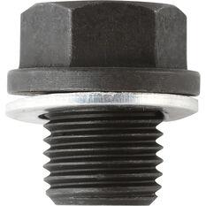 Tridon Oil Drain Plug TDP021, , scanz_hi-res