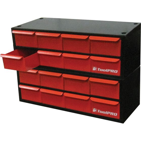 Metal Organiser - 8 Drawer, Stackable, , scanz_hi-res