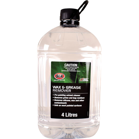 SCA Wax and Grease Remover - 4 Litre, , scanz_hi-res