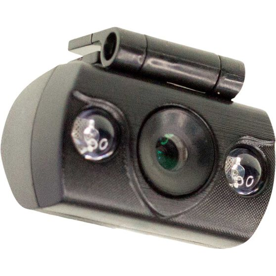 1080p HD Mirror Mounted Dash Cam With Rear Recording Camera, , scanz_hi-res