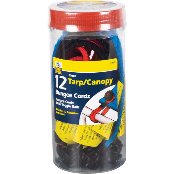 Bungee Cord Parck - 12 Pack, , scanz_hi-res