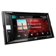 "JVC 6.2"" Touchscreen DVD Player with Bluetooth KW-V250BT, , scanz_hi-res"