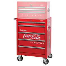Coca-Cola Tool Cabinet 5 Drawer 27 Inch, , scanz_hi-res