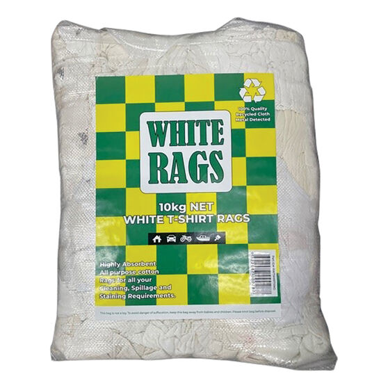 Rags In Bags White Cleaning Cloth 10kg, , scanz_hi-res